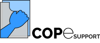 COPE Support logo